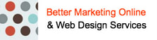 Better Marketing Online & Web Design Services